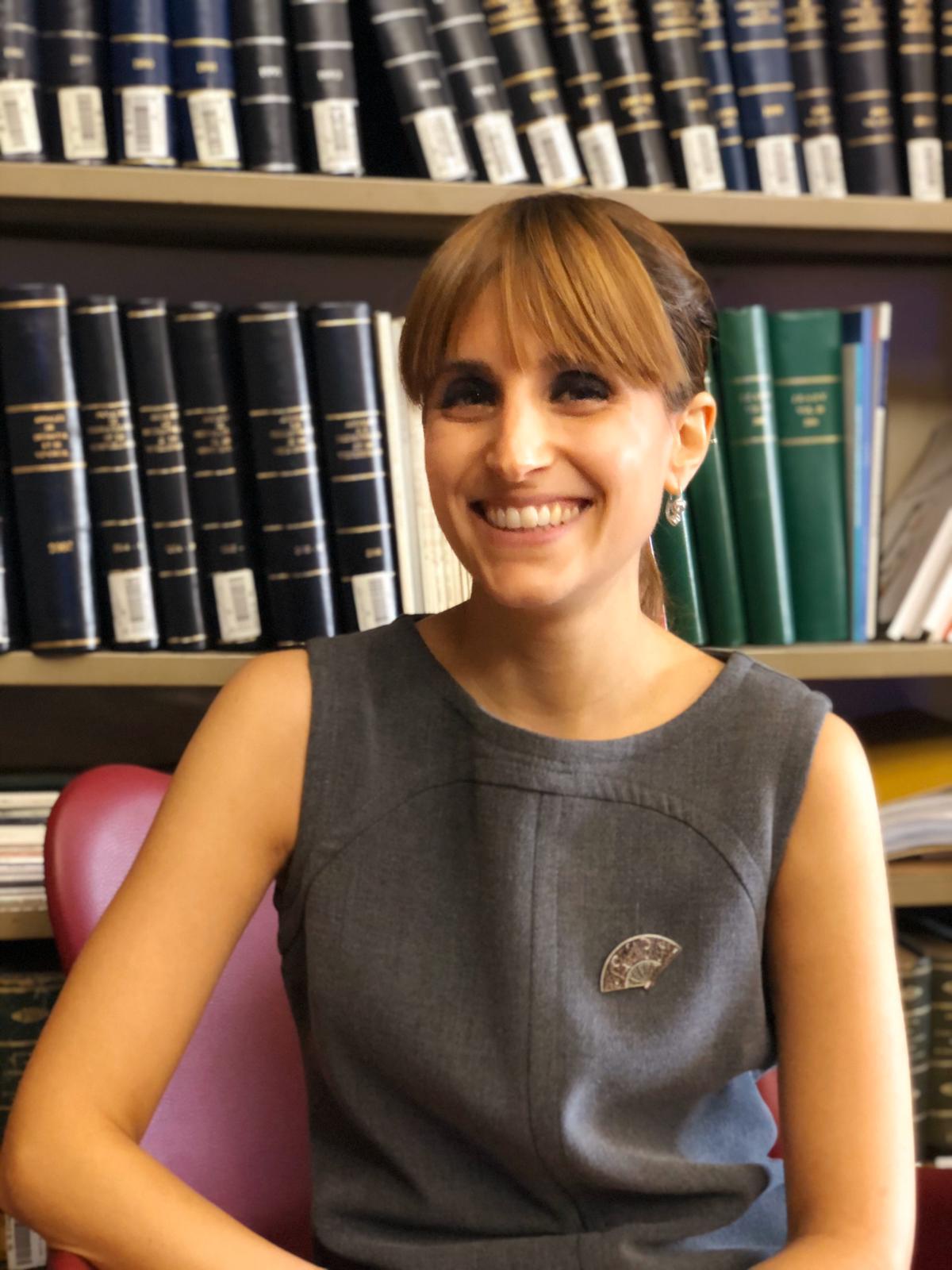 Dott.ssa Lidia Sacchelli
